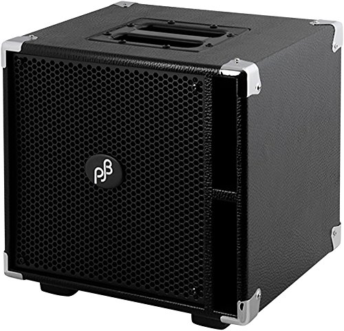 Bass Phil Jones (Phil Jones Bass Compact 4 400W 4x5 Bass Speaker Cabinet Black)