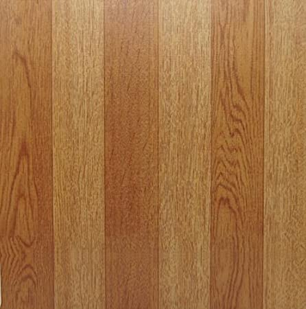 30 Vinyl Floor Tiles Dark Pine Floor Effect Self Adhesive New