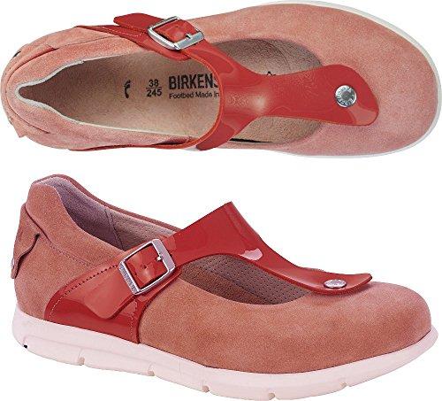 BIRKENSTOCK TRALEE Sandalias zapatos clásicos Coral