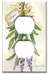 Art Plates - Sage Switch Plate - Outlet Cover
