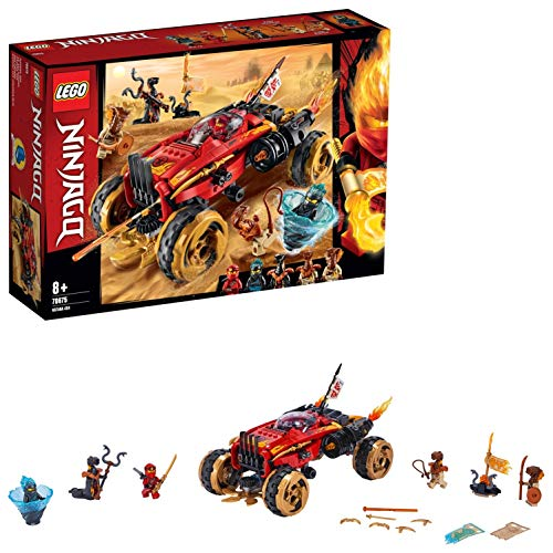 레고 (LEGO) ニンジャゴ? 카이 カタナタンカ? 70675 블록 장난감 소년 / LEGO Ninjago Kai Katatana Tanker 70675 Block Toy Boys