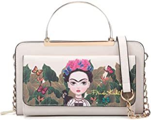 Frida Kahlo Cartoon Collection Licensed Cross Body Bag