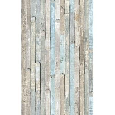 Brewster 346-0644 Beach Wood Adhesive Film,