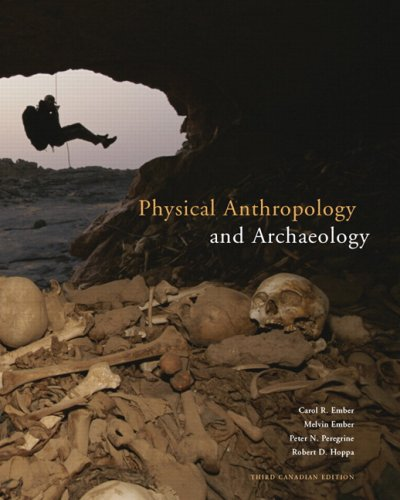 Physical Anthropology and Archaeology, Third Canadian Edition (3rd Edition)