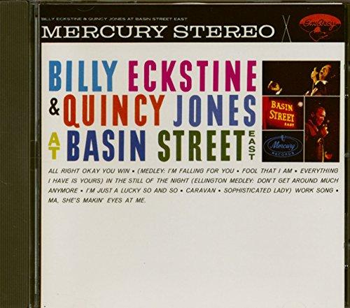 At Basin St. East : Live! by Eckstine, Billy (Image #2)