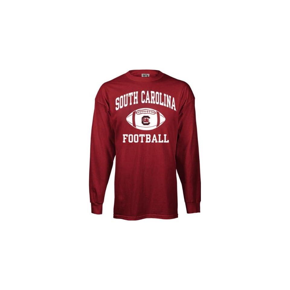 South Carolina Gamecocks Perennial Football Long Sleeve T Shirt