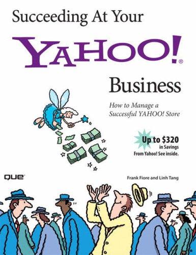 Succeeding At Your Yahoo! Business pdf epub