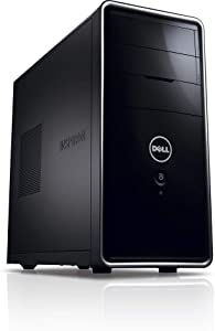 Dell Inspiron 660 Tower Desktop Computer, Intel Core i3-2130 3.4GHz, 8G DDR3, 500G, VGA, HDMI, Windows 10 Pro 64 Bit-Multi-Language Supports English/Spanish/French(Renewed)