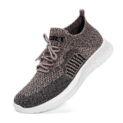 JIASUQI Men's Classic Breathable Casual Sports Fashion Sneakers Athletic Running Shoes