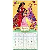 2018 Elena of Avalor Wall Calendar (Day Dream)