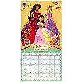 2018 Elena of Avalor Wall Calendar