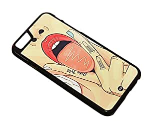 1888998166422 [Global Case] Sexy Girl Tongue Lick Fingers Art Sex Beautiful Girl Pretty Woman Suck Bite my lips Juicy Ass Boobs Bikini (BLACK CASE) Snap-on Cover Shell for XXXXXXXX