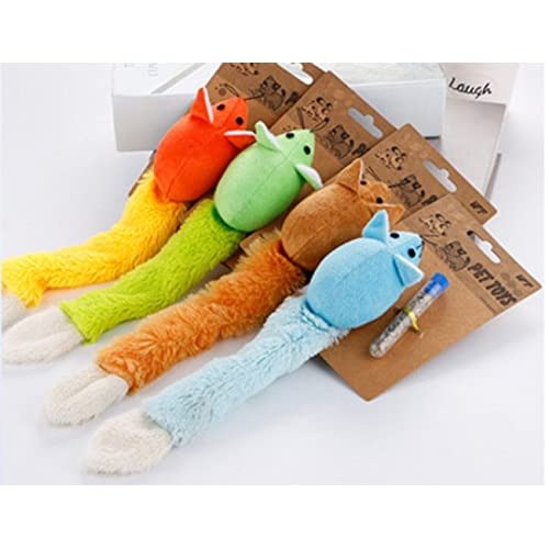 on sale Four suits for cat interactive toy mouses