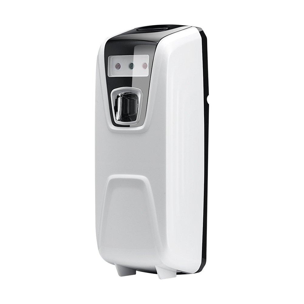 Bulary Light Sense Perfume Dispenser Auto Self-Timing Fragrance Room Spray Wall Mounted Toilet Bathroom Air Freshener