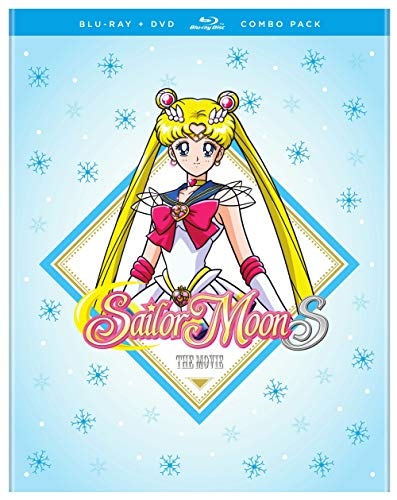 Sailor Moon S Movie Combo Pack (DVD/BD) [Blu-ray] ()