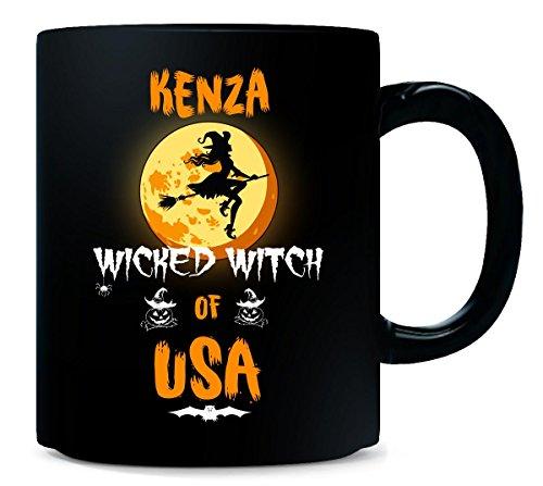Kenza Wicked Witch Of Usa. Halloween Gift - Mug ()