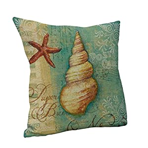 51j-8jh9e5L._SS300_ 100+ Coastal Throw Pillows & Beach Throw Pillows