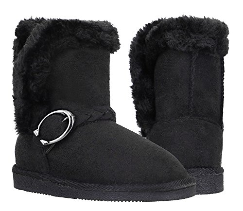 Pictures of Arctic Paw Boys Girls Boots Winter Warm 7