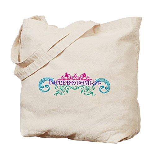 CafePress–PHLEBOTOMIST–ocupación diseños gamuza de bolsa–bolsa de lona bolsa, bolsa de la compra