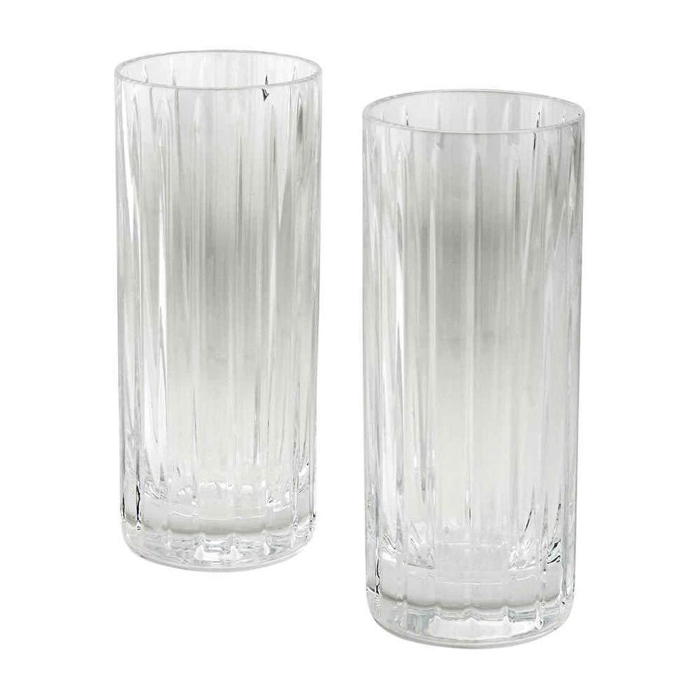 Baccarat Crystal Harmonie Happy Hour Set of 2 XL Shot Glasses