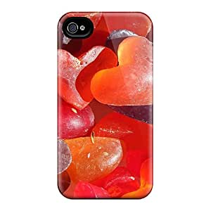 Rln15599tZBc Cases Covers Protector For Iphone 6 Homemade Love Heart Shaped Soaps Cases