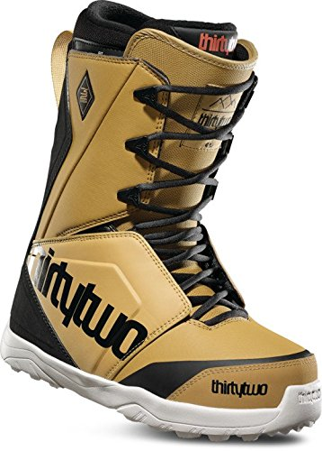 thirtytwo Lashed '18 Snowboard Boots, Size 9.5, Gold/Black