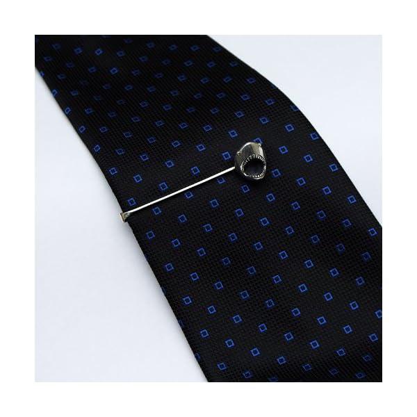 ZAUNICK-Shark-Tie-Clip-Sterling-Silver