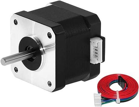 TOPQSC Motor paso a paso 42, motores de impresora 3D, motor paso a ...