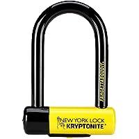 Kryptonite New York FAHGETTABOUDIT Lock - Amarillo, Mini