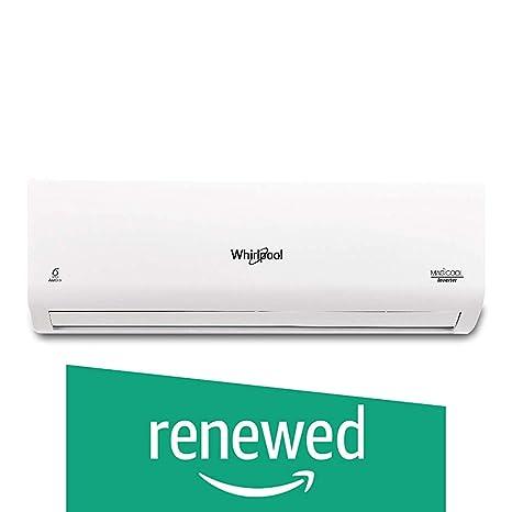 Renewed) Whirlpool 0.8 Ton 3 Star Inverter Split AC (Copper, 0.8T Magicool  3S COPR Inverter, White): Amazon.in: Home & Kitchen