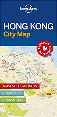 Hong kong city map travel guide lonely planet 9781786574121 hong kong city map travel guide lonely planet 9781786574121 amazon books gumiabroncs Images