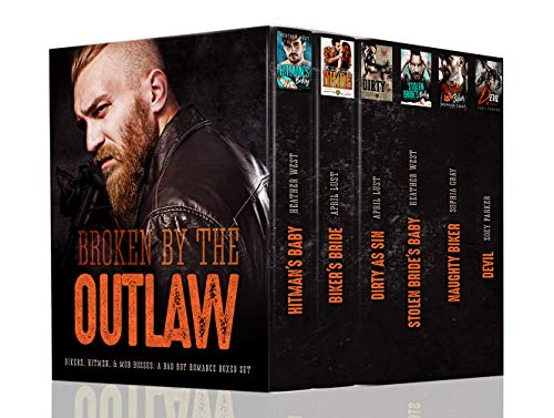 Pdf Mystery Broken by the Outlaw: Bikers, Hitmen, & Mob Bosses: A Bad Boy Romance Boxed Set