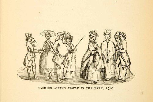 dresses in 1750 - 3