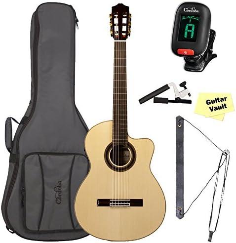 Cordoba GK Studio [Gipsy Kings firma modelo] guitarra ...
