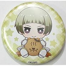 Handsome high school Earth Defense unit LOVE C3 TOKYO2016 limited cans badge Naruko sulfur
