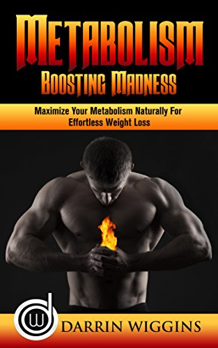 Metabolism Boosting Maximize Naturally Effortless ebook product image