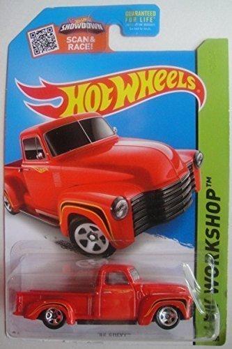 Hot Wheels 2015 HW Workshop '52 Chevy 244/250, Red