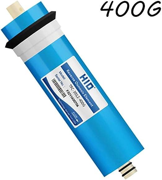 LZH FILTER 3012-400G Membrana Ósmosis Inversa para Purificador De ...