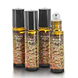 Support Your Immune System with the Immunity Essential Oil Roll-On Blend Kit | Defense, Breathe, Energize and Skin Protection | 4 10ml Ready-To-Apply Roll-Ons | 100% Pure & Therapeutic Quality