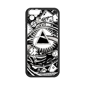 """LeonardCustom Hard Durable Fitted Cover Case for iPhone 6 4.7"""", Pink Floyd Covers -LCI6U175"""