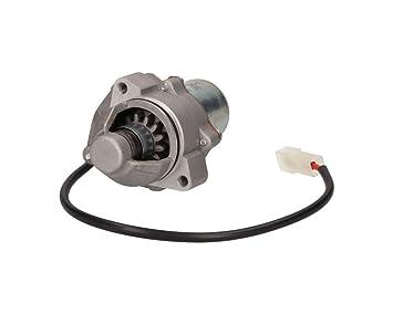 Arranque Motor OEM/Original para motor Hispania RX 50 cc, RYZ, Peugeot XPS, Xr6, Rieju SMX, RS 1, Rs2 -: Amazon.es: Coche y moto