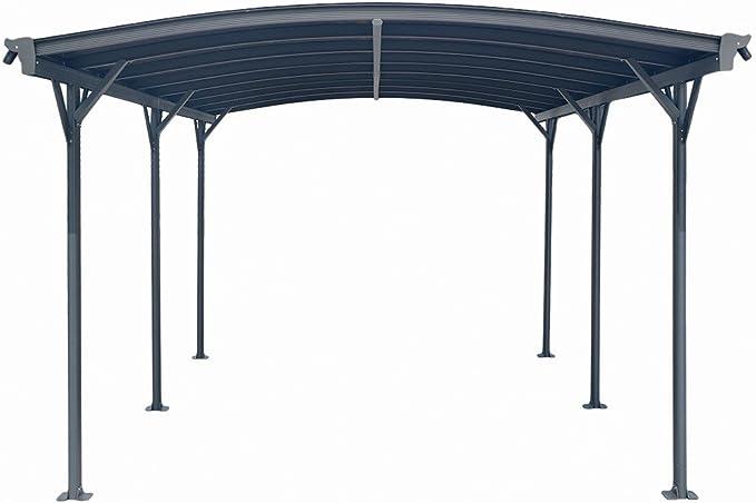 Home Deluxe Falo - Garaje abierto de diseño