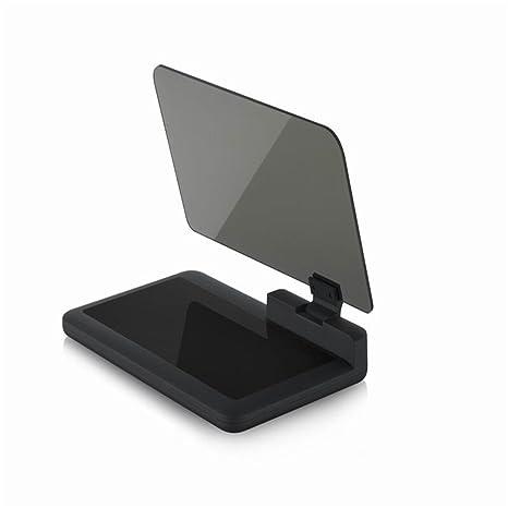 Head Up Display H6, coche HUD Reflector teléfono imagen de navegación GPS para coches,