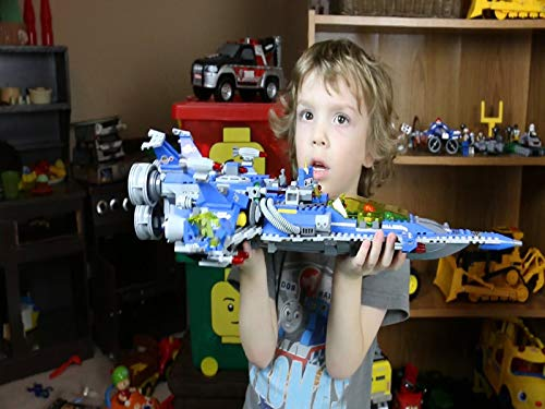 How to Build Benny's Spaceship Tutorial Lego Movie Set
