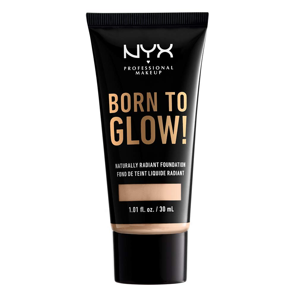 NYX PROFESSIONAL MAKEUP Born To Glow Naturally Radiant Foundation - Light Ivory