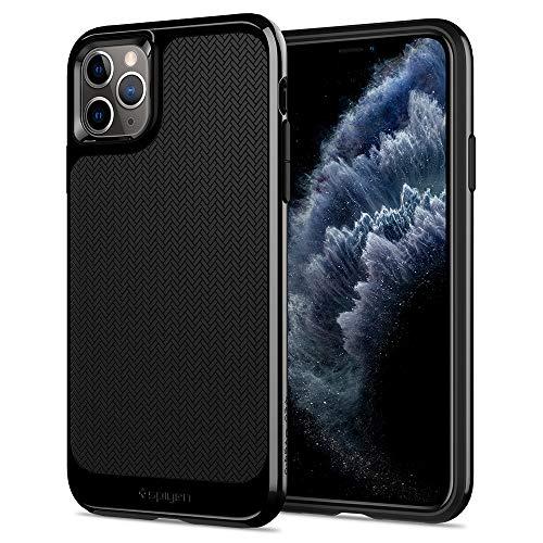 Spigen Neo Hybrid Designed for iPhone 11 Pro Max Case (2019) - Jet Black