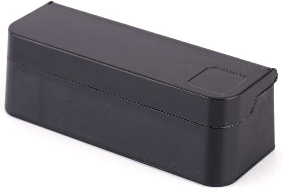 Monedero de coche Organizador-Coche Portamonedas de pl/ástico port/átil Caja de almacenamiento Caja de almacenamiento Contenedor de monedas Organizador Bolsa de almacenamiento