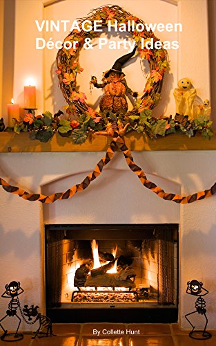 VINTAGE Halloween Décor & Party Ideas -