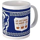 CafePress %2D Take Out Coffee Mug %2D Un