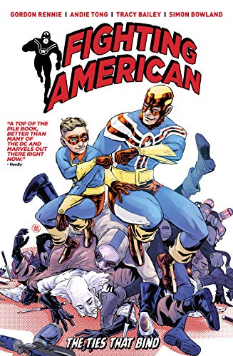 Amazon.com: Fighting American Vol. 2: The Ties That Bind ...